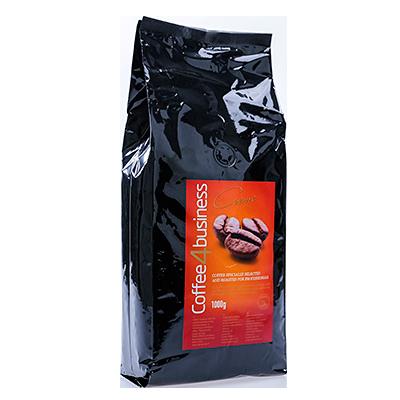 Kafijas pupiņas Coffee for business Creme 1kg