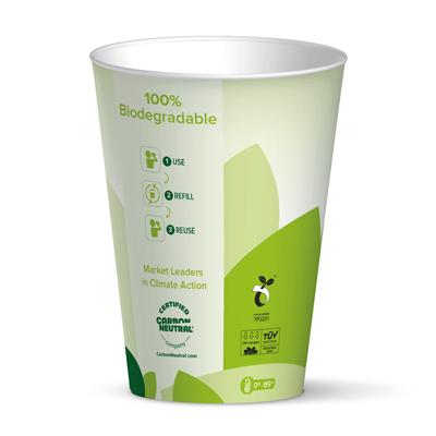 bio cups puodelai eco
