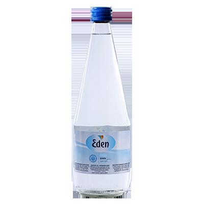 Eden vanduo stiklas negazuotas 0,7l