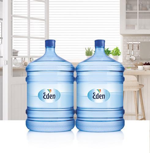 vanduo Eden