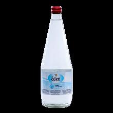 Eden vanduo stiklas gazuotas