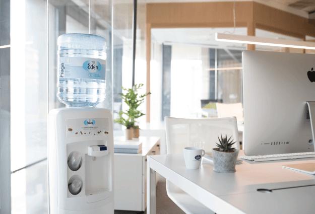 mineralinio vanduo biurams