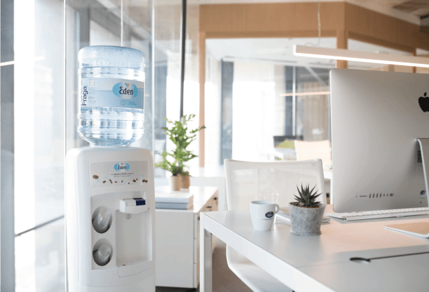 mineralinio vandens aparatas